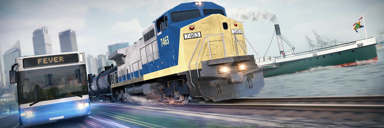 9 Best transport management PC games as of 2019 - Slant