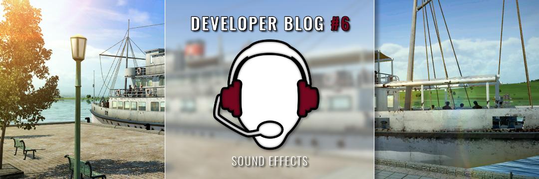 Developer blog #6: Sound effects
