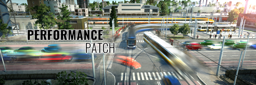 Performance patch released
