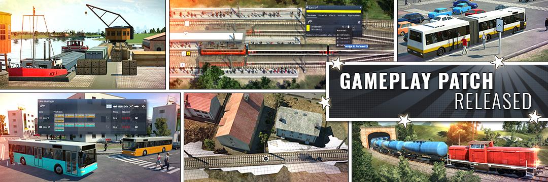 Gameplay-Patch veröffentlicht