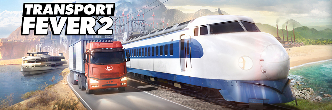 Transport Fever 2 officially announced